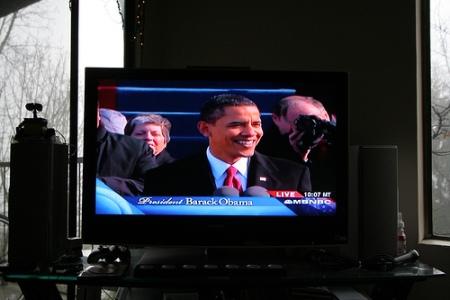 Our New President: Barack Obama