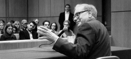 Warren Buffet at Yeshiva University