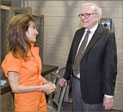 Warren Buffett and Susan Lucci